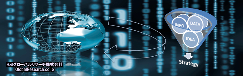 H&Iグローバルリサーチ株式会社(H&I Global Research Co., Ltd.)のホームページ。世界の調査資料販売、委託調査サービス提供。
